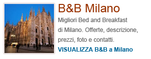 bed and breakfast Milano