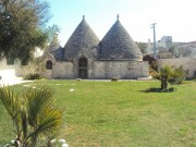 Trulli bed and breakfast