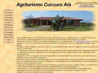 Agriturismo Cuccuru Aio'