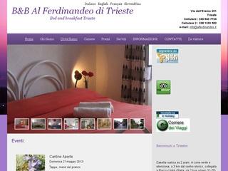 Offerte B&B Al Ferdinandeo Trieste
